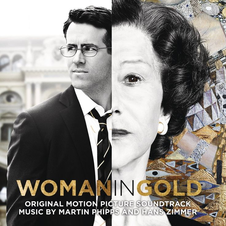 Soundtrack review: Woman in gold (Martin Phipps and Hans Zimmer – 2015)