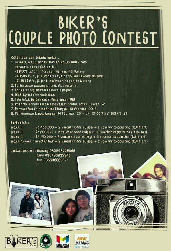 Biker's Couple Photo Contest