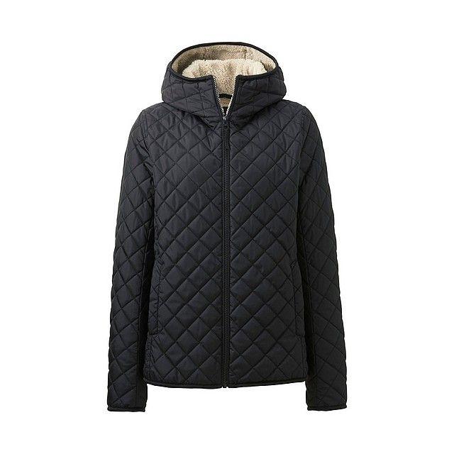 WOMEN Fleece Lined Hooded Jacket (6 colours)-UNIQLOUKOnlinefashionstore £40