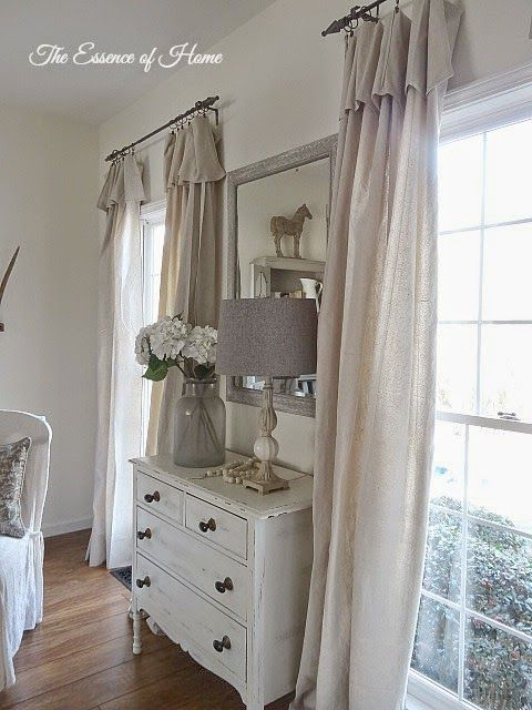 Curtains Ideas curtain in living room : 17 Best ideas about Linen Curtains on Pinterest | Restoration ...