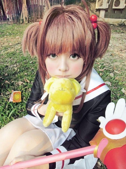 Cardcaptor Sakura Cosplay.