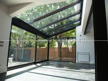 Image result for techo de cristal