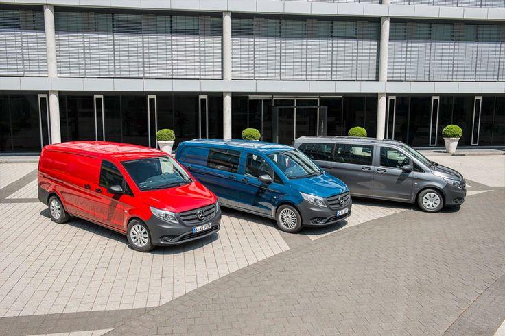 New Design 2015 Mercedes-Benz Vito Review View Model