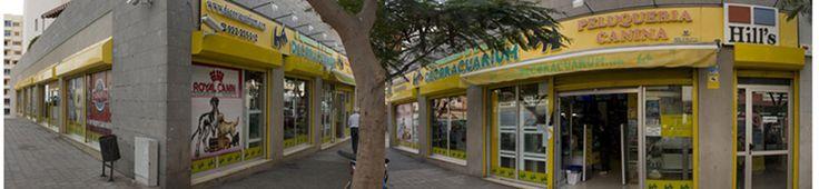 """Recuerda que Decoracuarium """"El Supermercado de Tu Mascota"""", también es www.decoracuarium.com con Tienda Online y servicio a domicilio en todas las Islas Canarias. Trabajamos Alimentos, Accesorios, Mascotas y contamos con: Servicio de Consultorio Veterinario, Asesoramiento en Educación Canina y Adiestramiento Canino, Peluquería Canina/Felina, Trámites de Pedegrees y un Personal Altamente Cualificado.  922 235 212 / 670 438 672 (whatsapp) info@decoracuarium.com"""