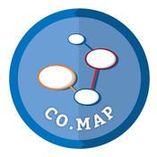 Check out Co.Map – a concept mapping program. Co.Map lets you draw concept maps in various colors. It supports nodes and connections, and is collabrified. Co.Map is an easy to learn, easy to use, collaborative concept mapping app. Kids absolutely love Co.Map!! Stay tuned for more apps from the Intergalactic Mobile Learning Center at the University of Michigan's College of Engineering. Please contact Elliot Soloway at soloway@umich.edu if you are interested in using Co.Map in your classroom.