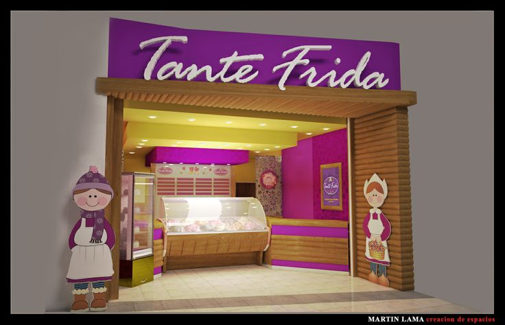 Tante Frida, Shopping Patagonia, Bariloche Patagonia Argentina.