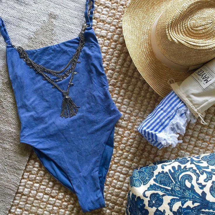 It's all about the details Shop this rad suede one piece from @shopbluelife on BikiniBird.com #BikiniBird