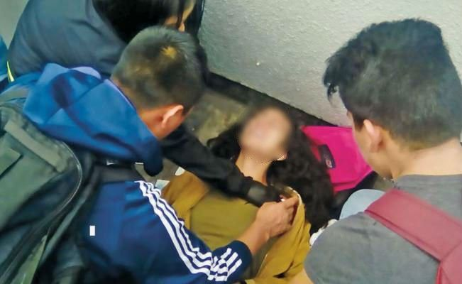 #DESTACADAS:  Estado de México: balean a adolescente de 16 años en el Metro Cuatro Caminos - Omnia