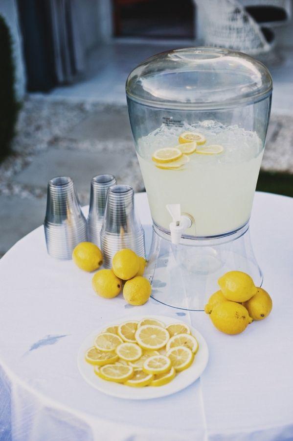 And I do love lemonade