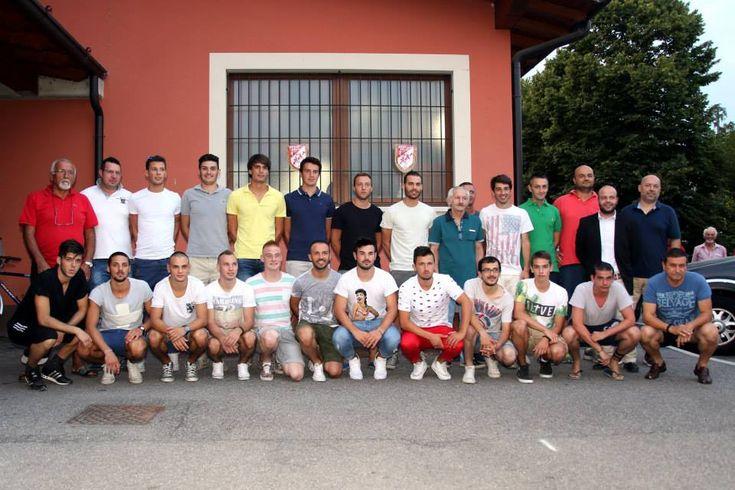"""Fotogallery """"Presentazione del Gussago Calcio, stagione 2015/2016"""" - http://www.gussagonews.it/fotogallery-presentazione-gussago-calcio-2015-2016/"""