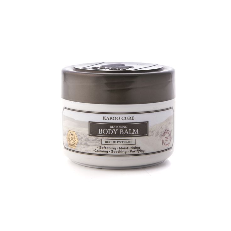 Republik Karoo Body Balm 250ml -  Restore problem areas to their former glory. Ideal for dry or cracked hands, elbows, heels and feet.   www.GoodiesHub.com