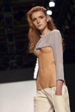 Semana de la Moda de Berlín por Marina Hoermanseder 2015