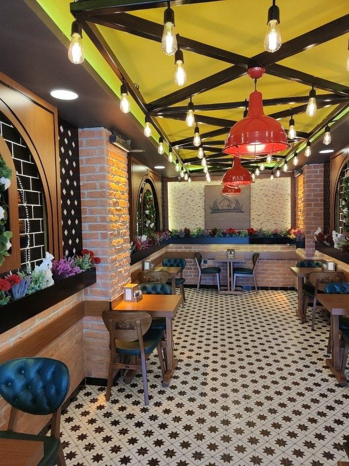 ديكورات مطاعم مودرن في إسطنبول