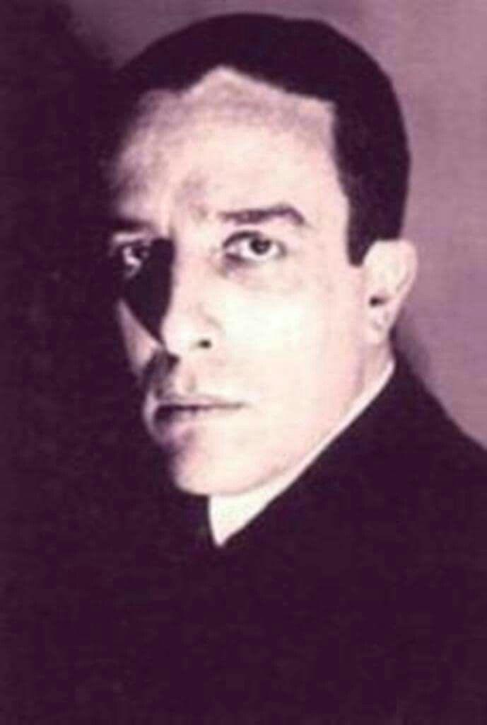 BALDOMERO FERNANDEZ MORENO San Telmo-Buenos Aires, Argentina, 1886-1950