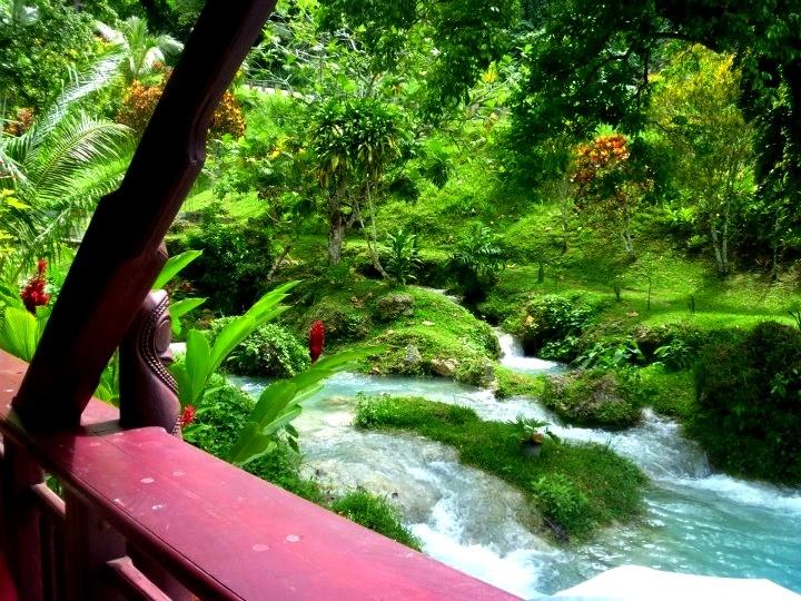 Cascade Waterfalls.  Port Vila. Vanuatu!!! <3 Take me back here!!