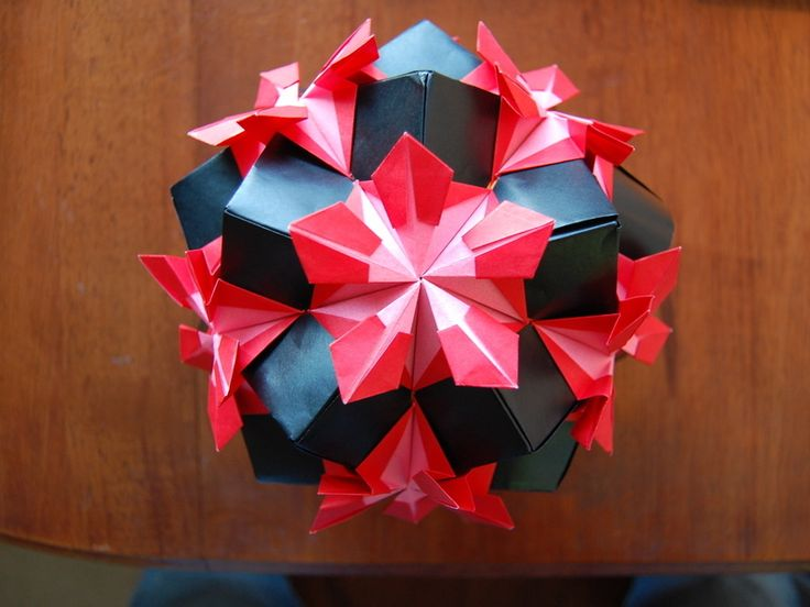 Best 25+ Origami ball ideas on Pinterest | Paper balls ... - photo#40