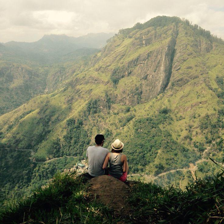 Little Adam's Peak | Sri Lanka