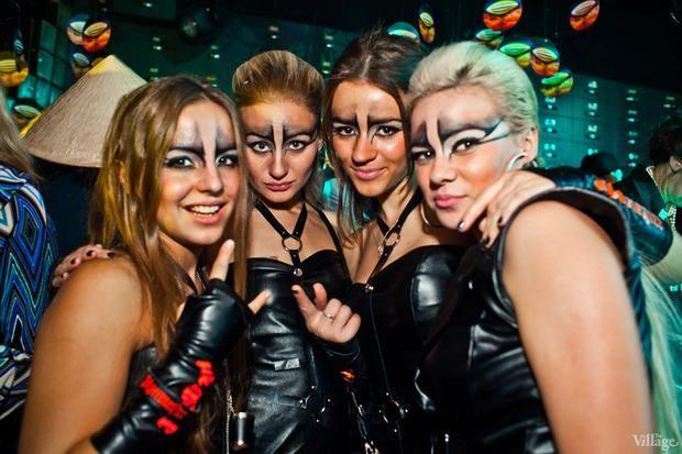 Групповые костюмы на хэллоуин