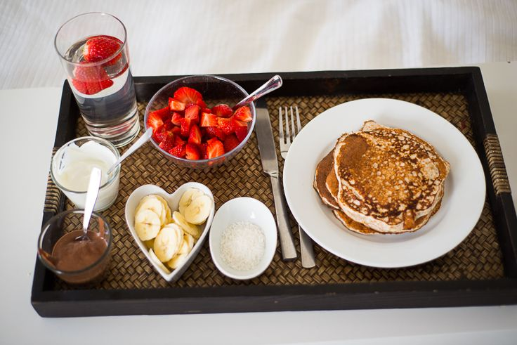 Make breakfast in bed for someone you love. #LiveBeautifully