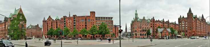 Hafen City et Hamburg International Maritime Museum by Seemore