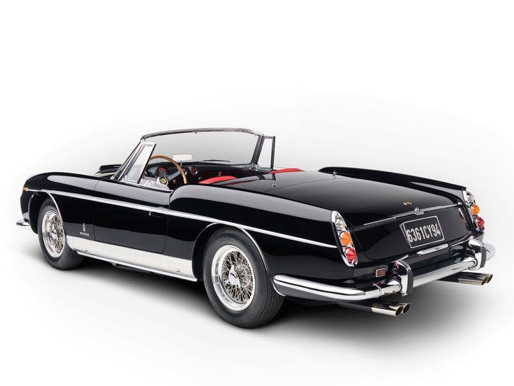 Ferrari 400 Superamerica Passo Corto Cabriolet (1962
