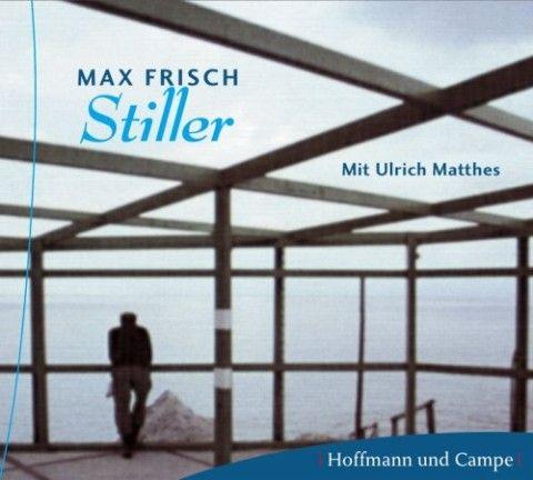 1954 I'm Not Stiller Max Frisch