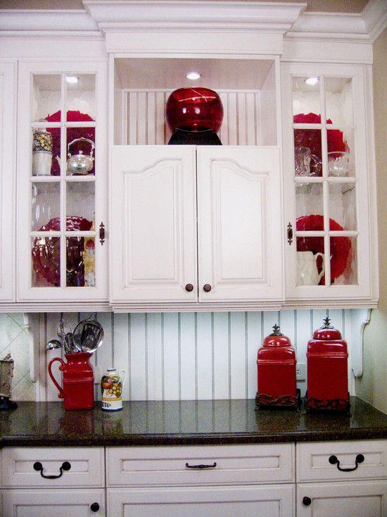44 Images Of Astounding Kitchen Decorating Ideas Accent Red Hausratversicherungkosten
