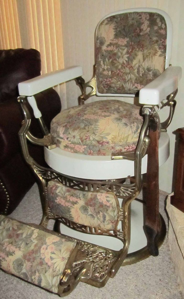 Antique toilet chair - Antique Barber Chairs Marketplace Buy And Sell Antique Barber