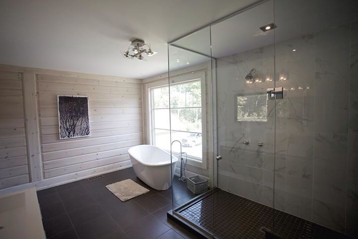 From one of our Milano model homes in Timber Block's Contemporary Series.