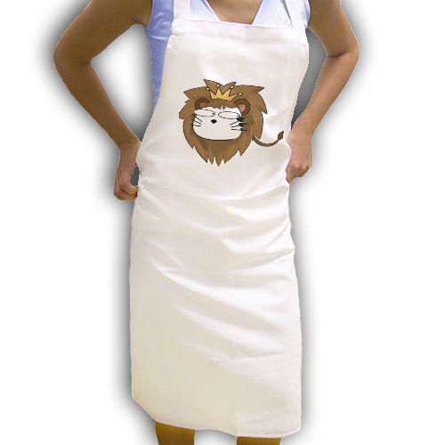 LIONCAT Grembiule da cucina