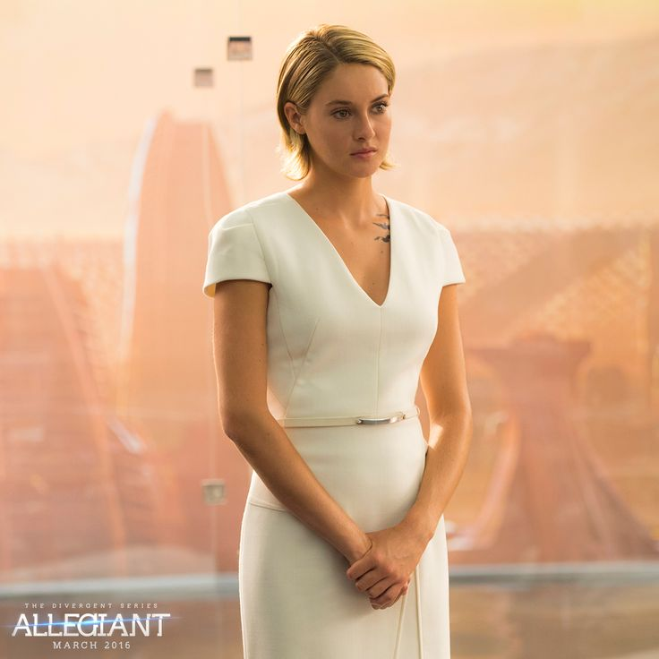 Living proof that humanity can be saved. #WeAreAllegiant #Allegiant