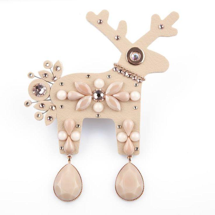Jelení šperky - NUDE kolekce - Éteriell