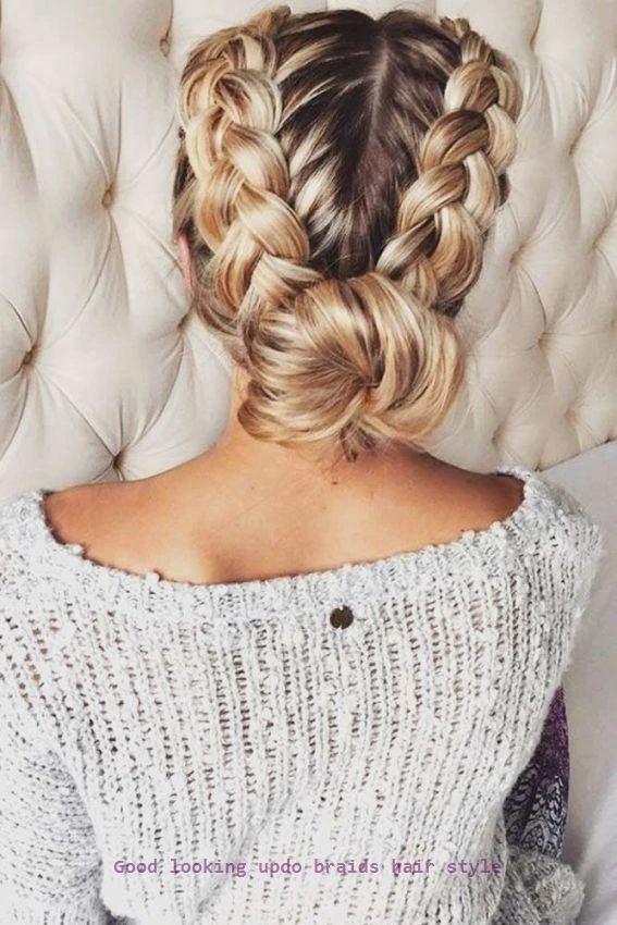 Good Looking Braid Ideas Updobraid Braids In 2020 Long Hair Styles Hair Styles Braided Hairstyles