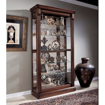 18 best Curio Cabinets images on Pinterest | Curio cabinets, China ...