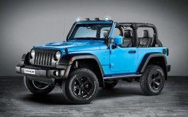 WALLPAPERS HD: Jeep Wrangler Rubicon Moparone Pack