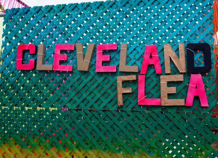 Travel Diary: Cleveland Flea Market