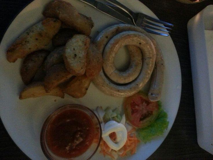 Steak sosis cimory