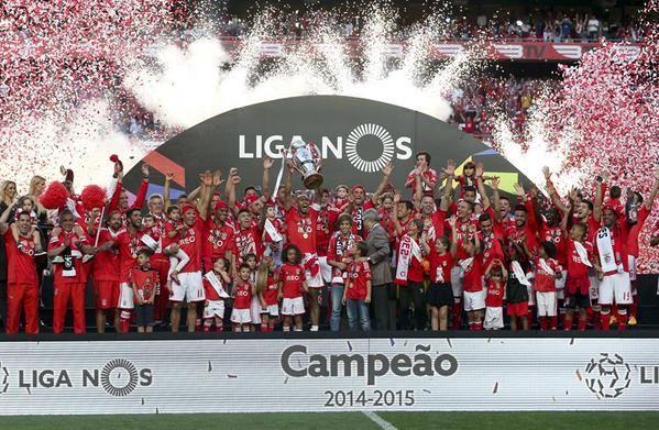 Campeão 2014/2015