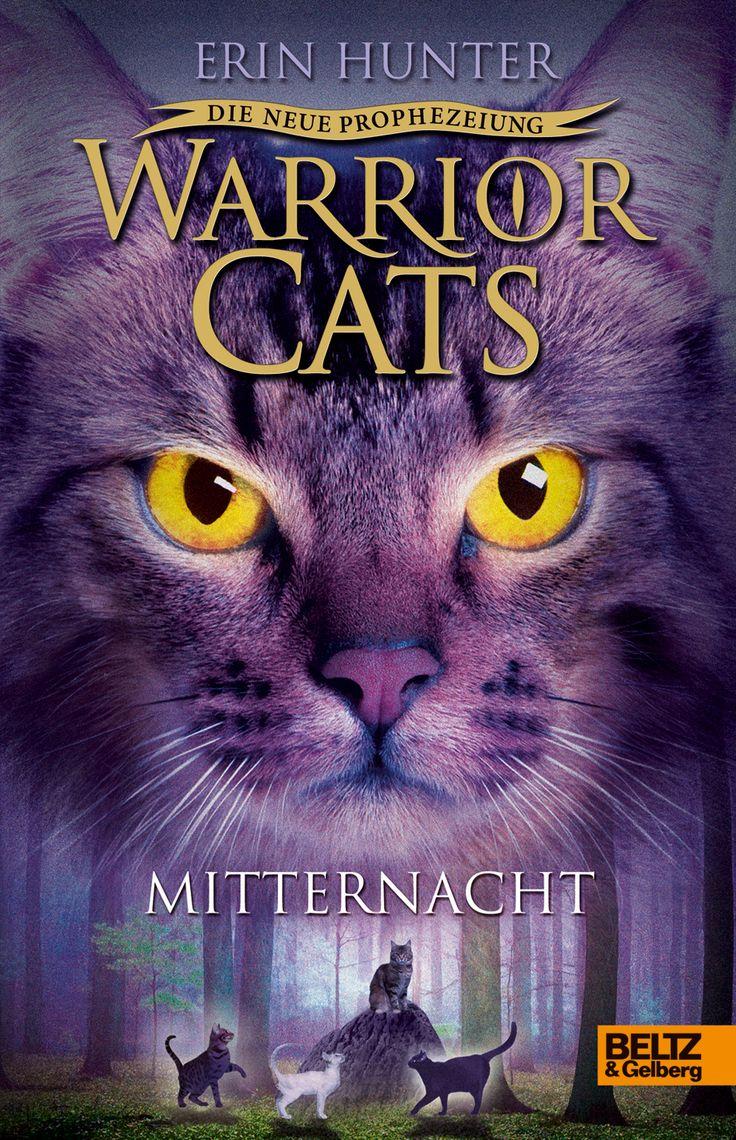 Warrior Cats Die Neue Prophezeiung  Mitternacht (band 1)
