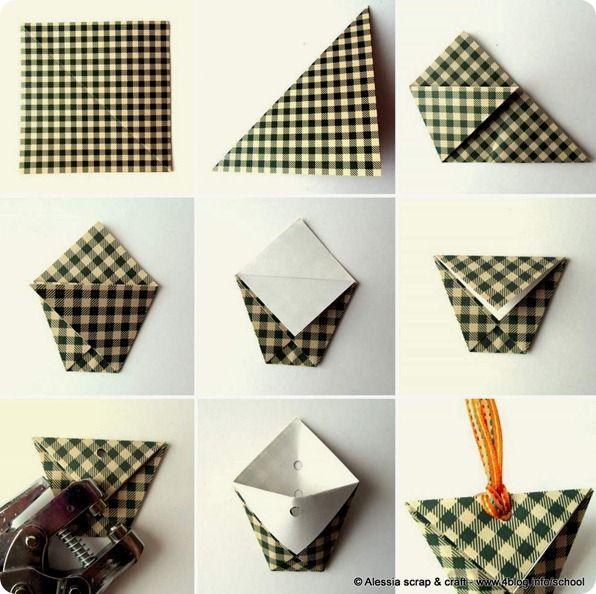 Vendere Craft: Eco Packaging Con L'Origami | ufficiale, sono entrata nel trip del packaging, anche oggi vi beccate un'altra idea veloce veloce per impacchettare oggetti grandi e piccoli. | From: 4blog.info