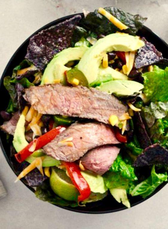 ... Flank Steak Salad on Pinterest | Steak Salad, Flank Steak and Steaks