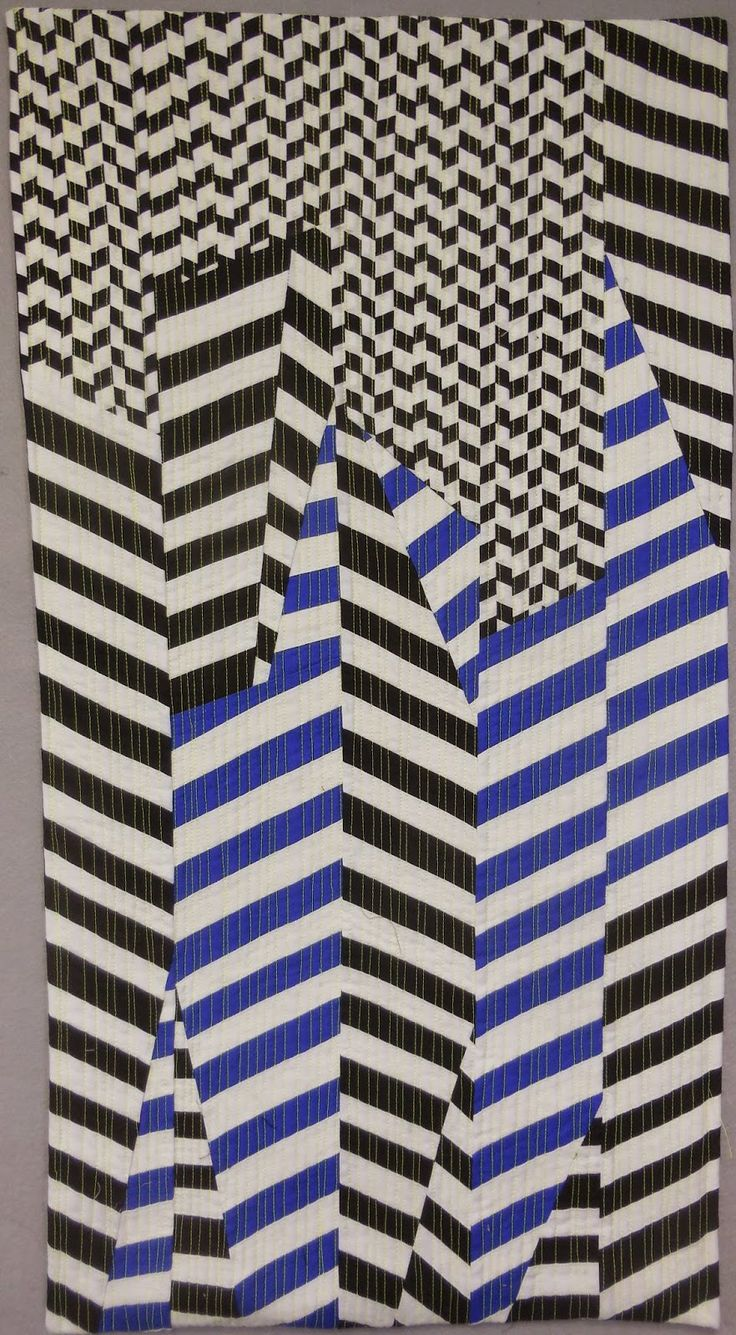188 best images about Art - Quilts - Striped Fabric Ideas on Pinterest Quilt, Quilt festival ...