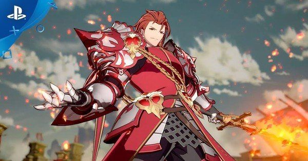 Games Granblue Fantasy Versus Ps4 Fighting Game S Trailer Previews Percival Fighting Games Latest Anime Game Trailers
