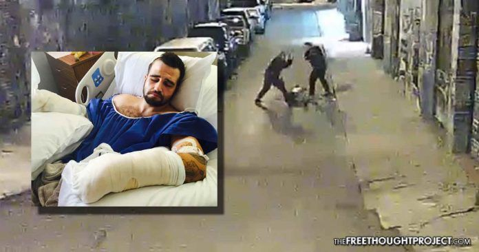 Cops Beat Unarmed Man to Near Death With Batons 'Like Rodney King' – Hearing Begins