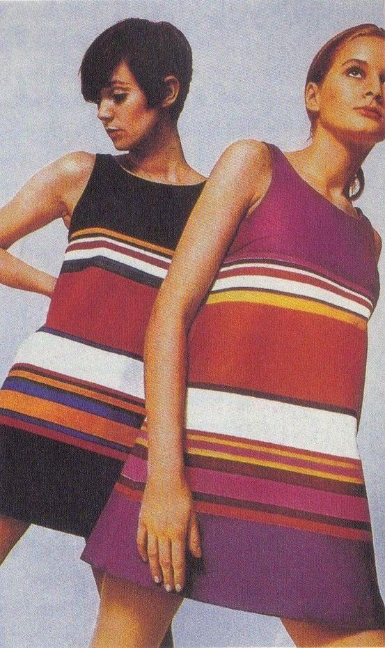 1967 - Dress from Prisunic Vintage + Zippertravel