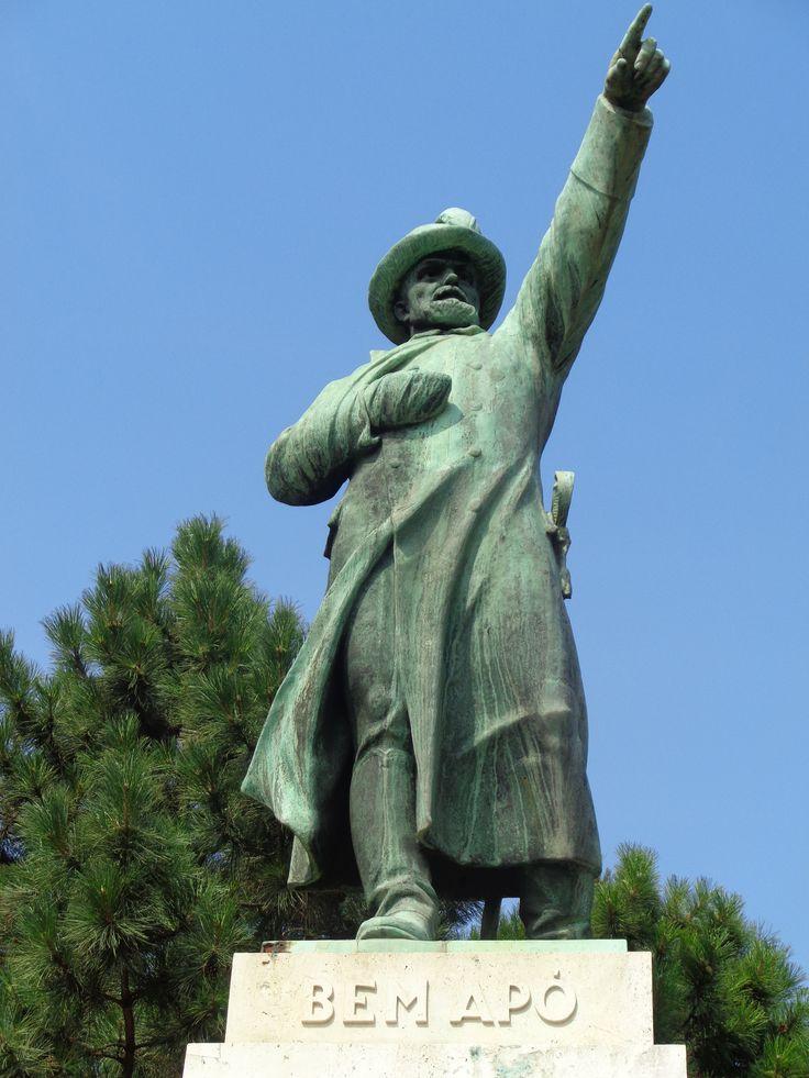 Bem József szobra Budapest, Magyarország