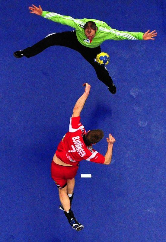 Thierry Omeyer, c'est Thierry Omeyer | Handball