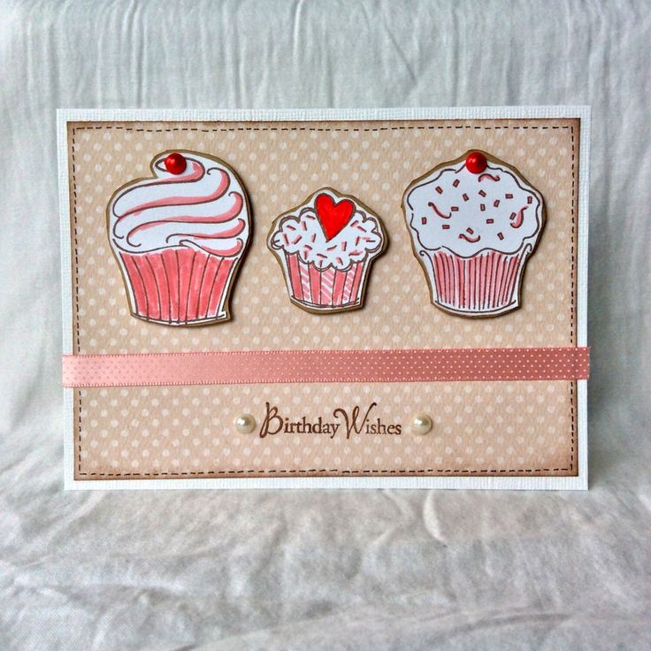 A personal favorite from my Etsy shop https://www.etsy.com/ca/listing/275766180/birthday-cupcake-card-birthday-wishes