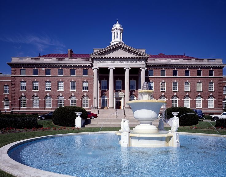 Did you know: Walter Reed National Military Medical Center was named for the U.S. Army physician who discovered that yellow fever was transmitted by mosquitoes?