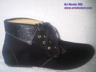 Jual Sepatu Boots Wanita - Jual Sepatu Boots